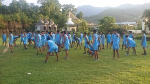Gorkha Sports Training Center  ( Lincon/Gorkha Fitness/Gorkha AcadamyMain PTI )